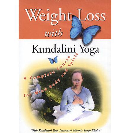 Weight Loss with Kundalini Yoga DVD
