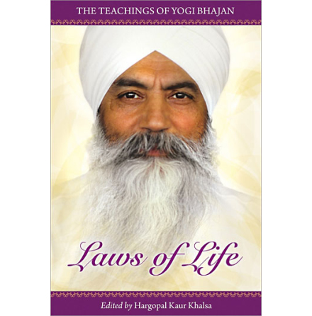 Laws of Life - Edited by Hargopal Kaur (bok)