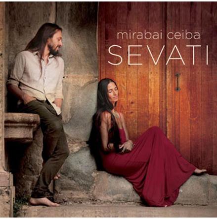 Sevati - Mirabai Ceba, CD