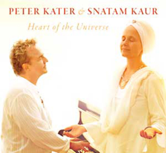 Heart of the universe - CD av Peter Kater & Snatam Kaur