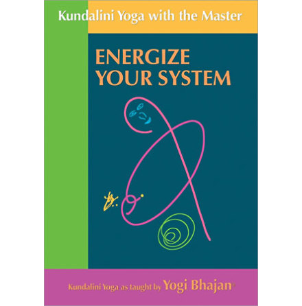 Energize Your System- Yogi Bhajan DVD