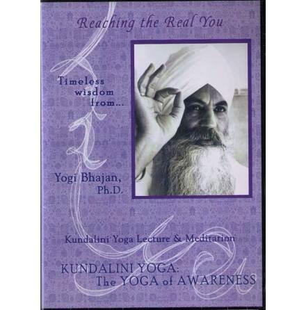 Reaching The Real You - DVD av Yogi Bhajan