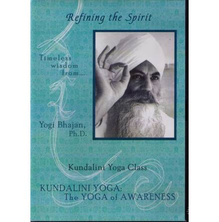 Refining The Spirit - DVD av Yogi Bhajan