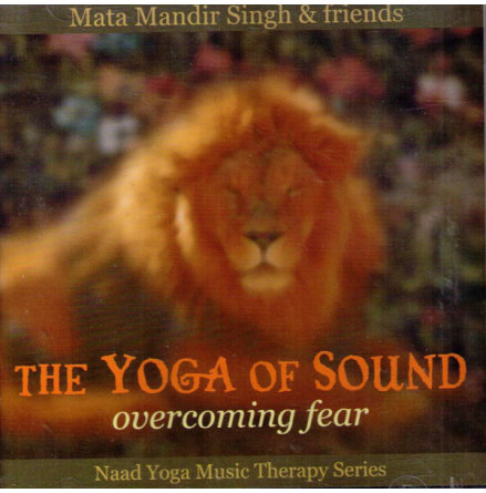 Overcoming Fear - CD av Mata Mandir Singh & Friends