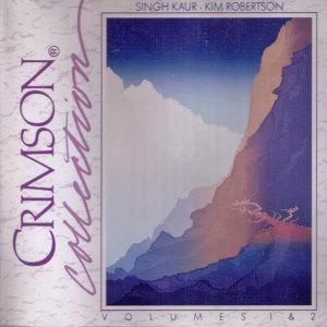 Crimson Vol 1 & 2 - CD av Singh Kaur & Kim Robertson