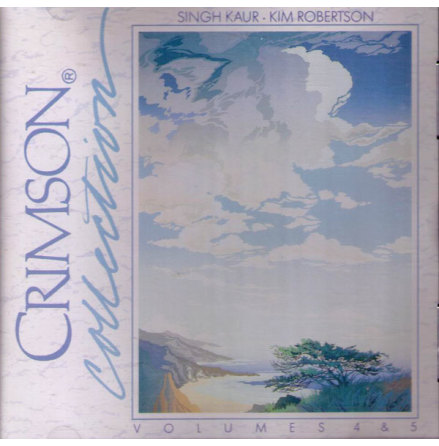 Crimson Vol 4 & 5 - CD av Singh Kaur & Kim Robertson