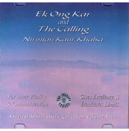 Ek Ong Kar & The Calling - CD av Nirinjan Kaur Khalsa