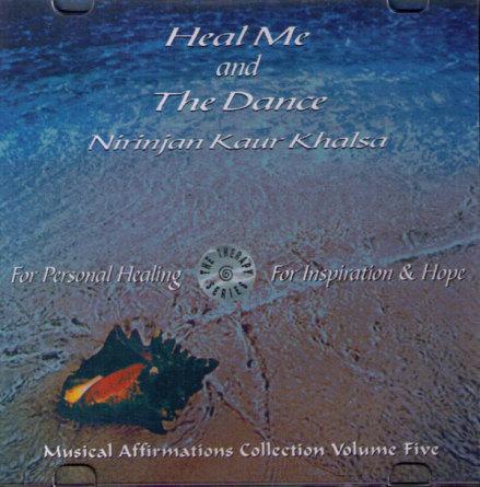Heal Me, The Dance - CD av Nirinjan Kaur