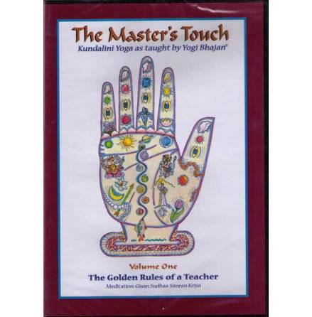 The Master´s Touch vol 1 - DVD med Yogi Bhajan