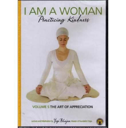I am a woman practicing kindness - vol 5, DVD