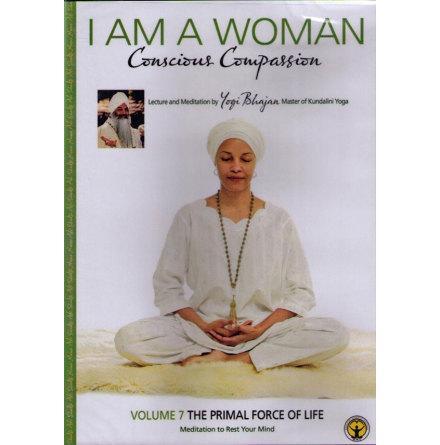 I am a woman, Conscious Compasion - vol 7, DVD