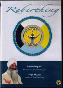 Rebirthing Vol 4, DVD
