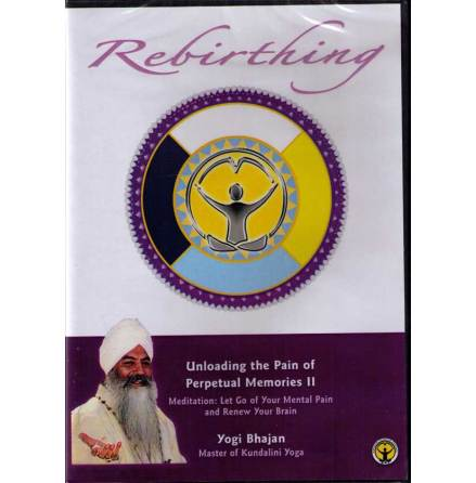 Rebirthing Vol 6 - Unloading Your Pain & Fear 2, DVD