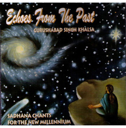 Echoes from The Past - CD av Gurushabad Singh