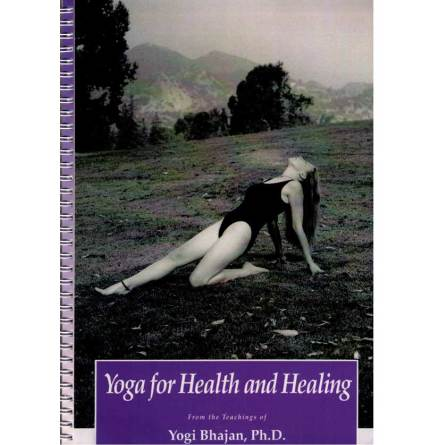 Yoga for Health & Healing (manual)