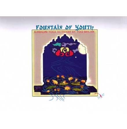 Fountain of Youth - Yogamanual av Yogi Bhajan