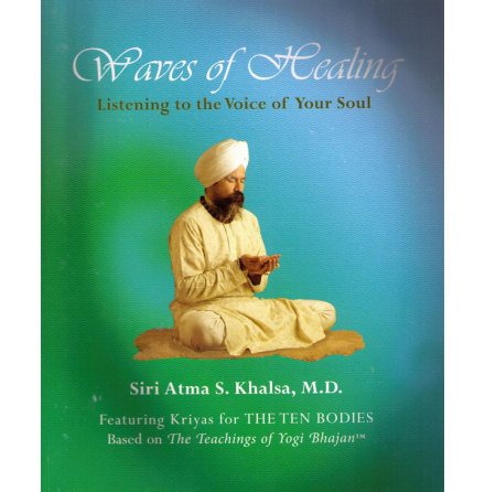 Waves of Healing - bok av Siri Atma S. Khalsa