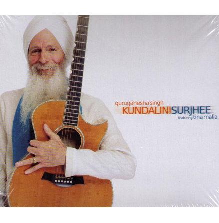 Kundalini Surjhee - CD av Guruganesha Singh & Tina Malia