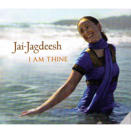 I am thine - CD by Jai-Jagdeesh