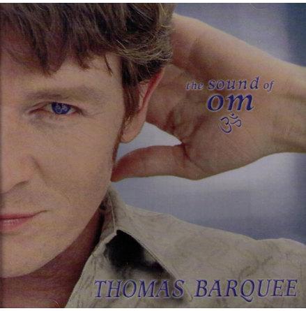 Sound of Om, The - CD av Thomas Barquee