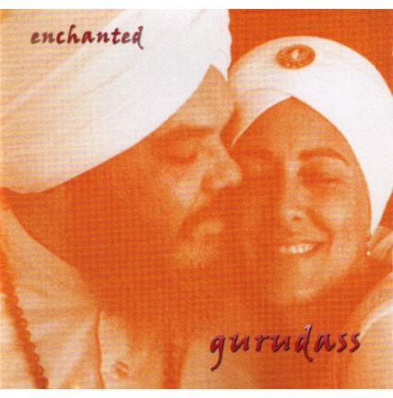 Enchanted - CD av Gurudass Kaur & Singh