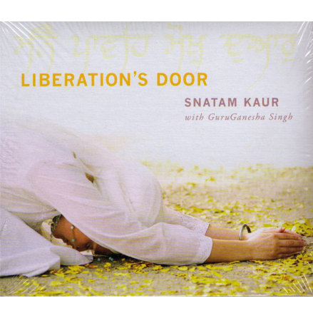 Liberation's Door - CD av Snatam Kaur