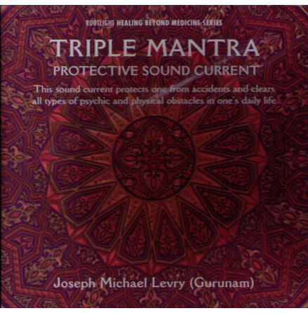Triple Mantra - CD av Gurunam