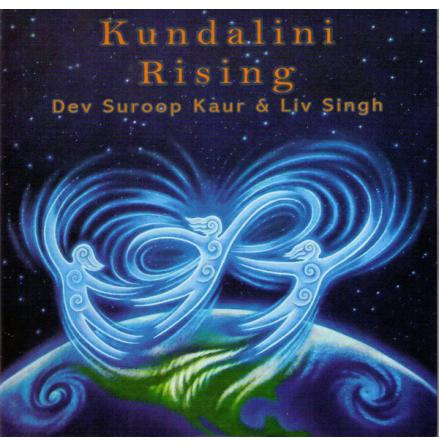 Kundalini Rising - CD av Dev Suroop Kaur & Liv Singh