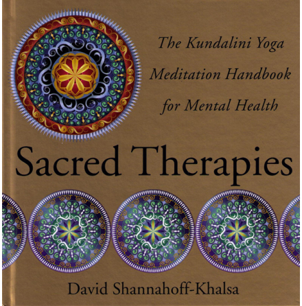 Sacred Therapies- bok av David Shannahoff-Khalsa